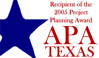 APA Project Planning Award