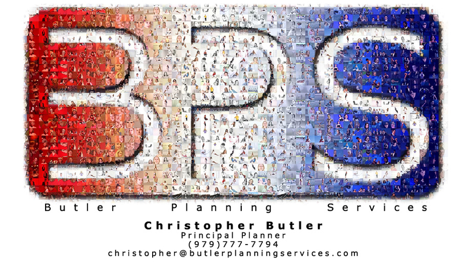 Christopher Butler's Business Card